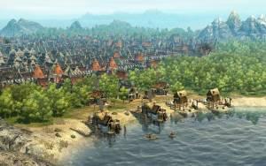 anno 1404 city port