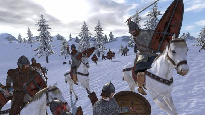 mount and blade warband cavalry assault