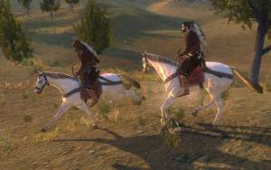 mount and blade warband horse archers