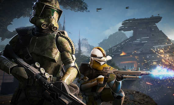 The open-world Star Wars game reportedly got cancelled