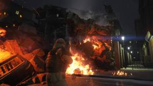 left alive burning rumble