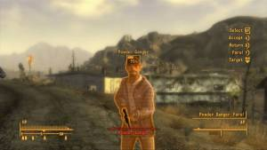 fallout new vegas enemy attack