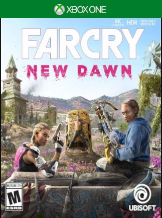 Far Cry New Dawn Xbox Live