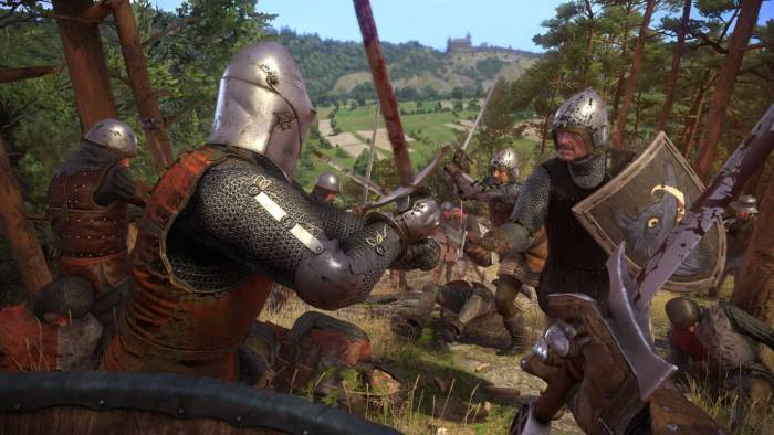 Kingdom Come: Deliverance game like tes 5