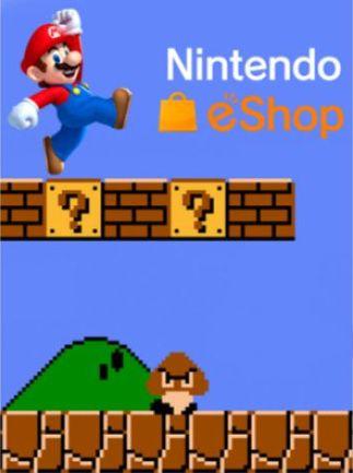 Nintendo eShop Card 15 EUR