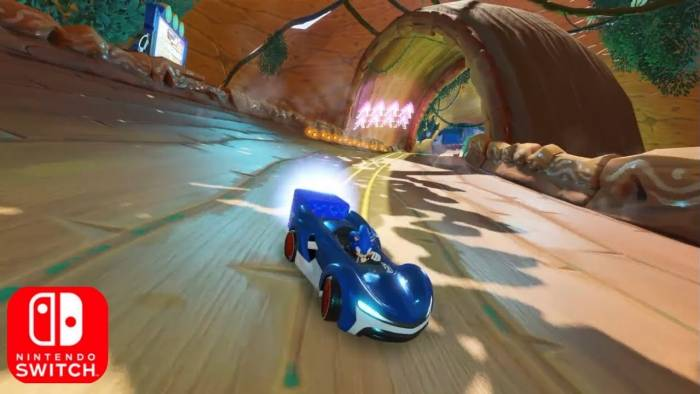 Team Sonic Racing Nintendo Switch 2019