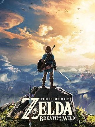 The Legend of Zelda: Breath of the Wild Nintendo