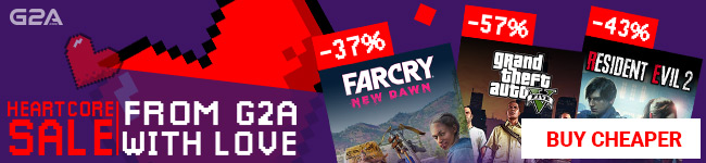 g2a week 2 of heartcore valentine's day sale