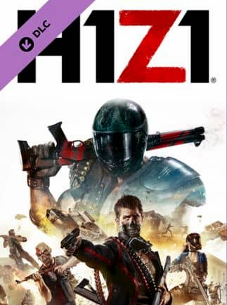 H1Z1 Gold LIMITED EDITION Battle Royale Pack Steam Key GLOBAL