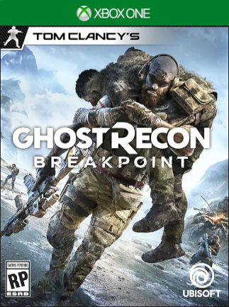 Ghost Recon Breakpoint Gold Edition XBOX ONE EUROPE