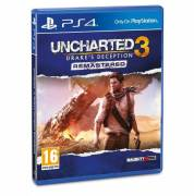 uncharted 3 game cover