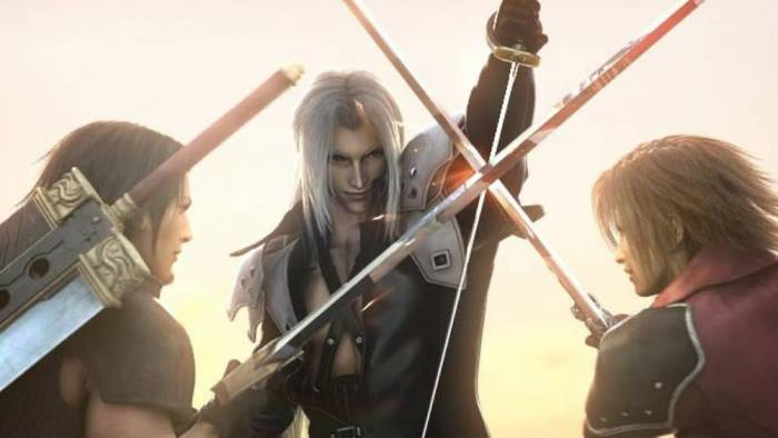 sephiroth sword final fantasy