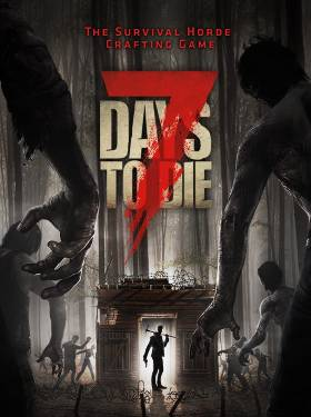 7 Days to Die box cover