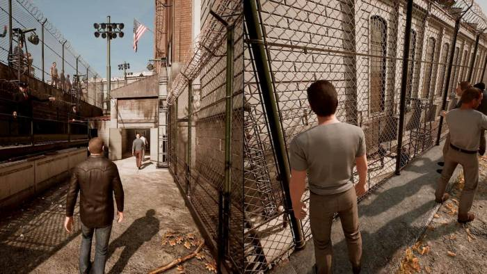 A Way Out split-screen