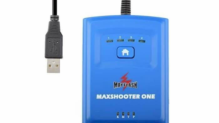 MayFlash Max Shooter ONE Mouse/Keyboard Converter