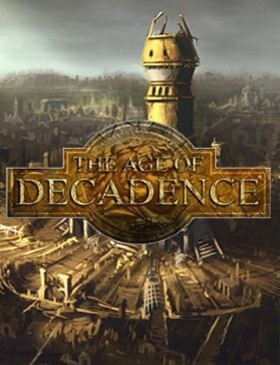 Age of Decadence box cover