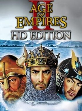 Age of Empires II HD box cover