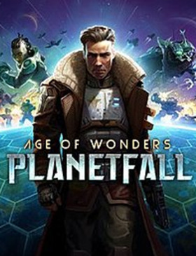 Age of Wonders Planetfall box cover