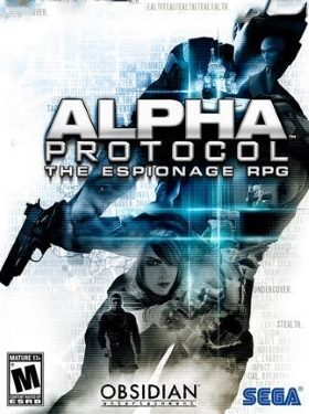 Alpha Protocol box cover