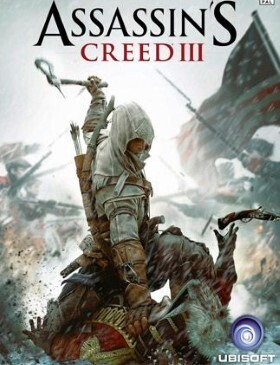 Assassin's Creed III box cover