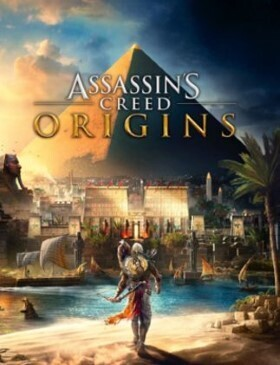 Assassin's Creed Origins box cover