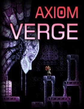 Axiom Verge box cover