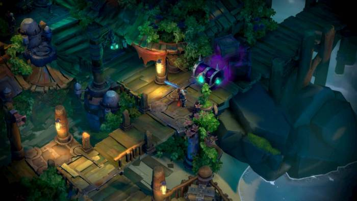 Battle Chasers: Nightwar game