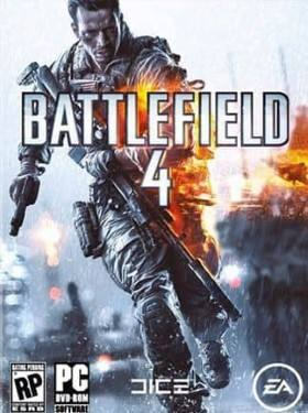 Battlefield 4 cover box