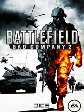 Battlefield Bad Company 2 box cover