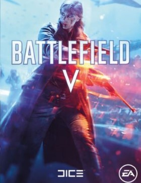Battlefield V box cover