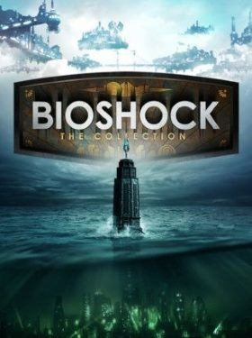 Bioshock The Collection box cover