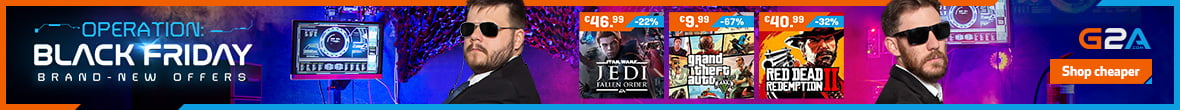 g2a weekly sale black friday 2019