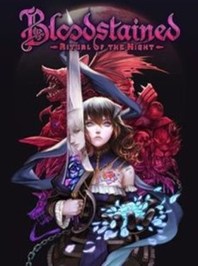 Bloodstained Ritual of the Night box cover