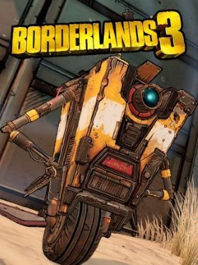 Borderlands 3 Super Deluxe Edition box cover