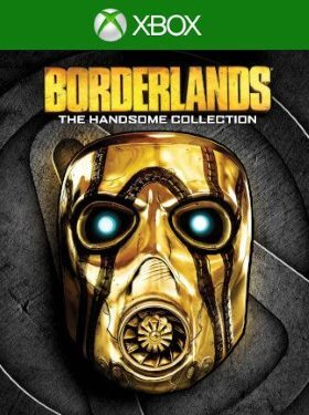 Borderlands The Handsome Collection XO box cover