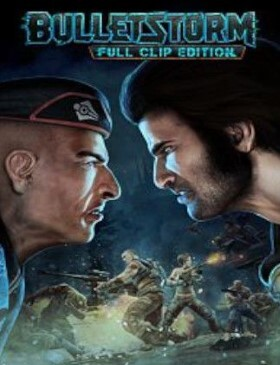 Bulletstorm Full Clip Edition box cover