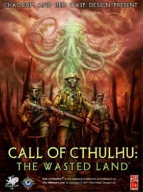 Call of Cthulhu box cover