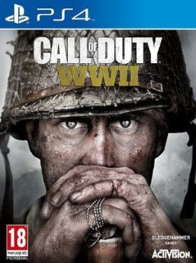 Call of Duty WWII box cover
