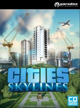 Cities Skylines box cover