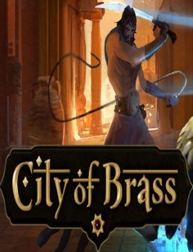 City of Brass box cover