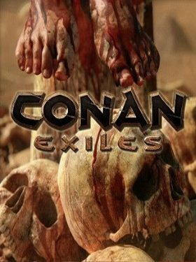 Conan Exiles box cover