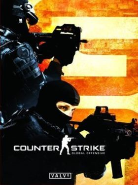 Counter Strike Global Offensive (Prime Status) box cover