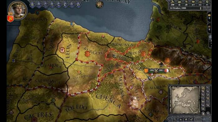 Crusader Kings II Spain