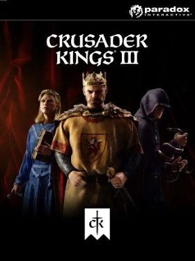 Crusader Kings III box cover