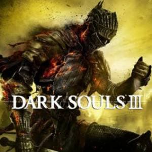 Dark Souls 3 - cover