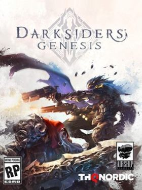 Darksiders box cover