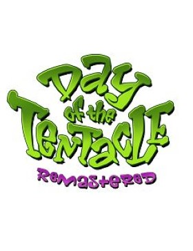 Day of the Tentacle Remastered box cover