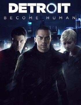 Detroit Become Human box cover