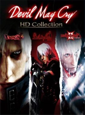 Devil May Cry HD Collection box cover