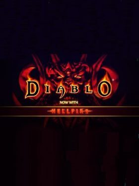 Diablo 1 box cover